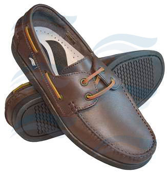 Sailing Shoes Marine Classic Brown Image